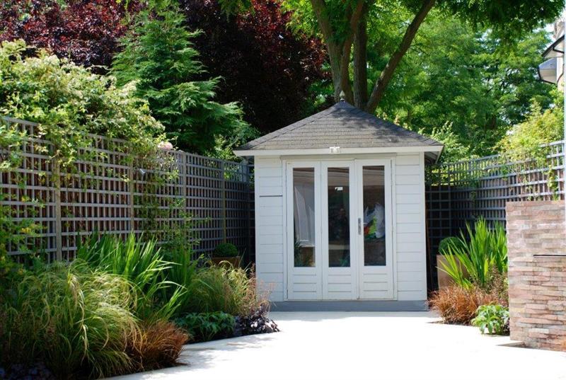 small garden houses uk