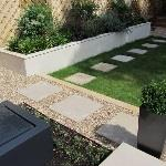 Design tips for the long, narrow garden