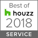 Houzz: Best Service 2018